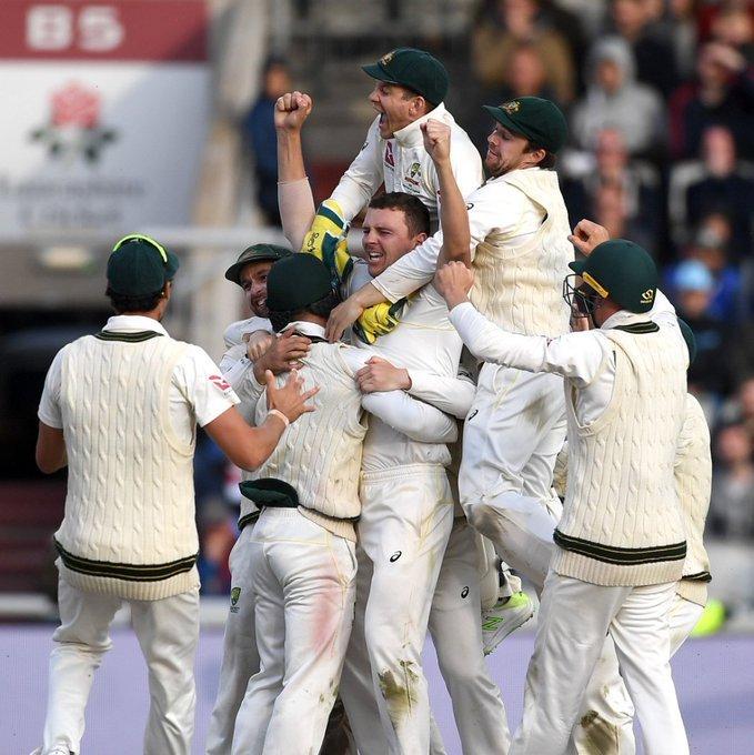 Australia Ashes