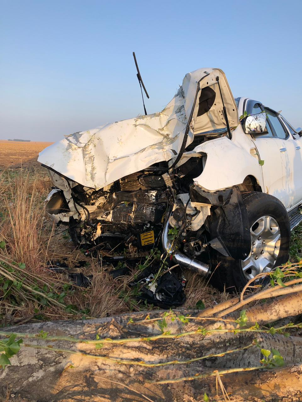 Bakkie Accident 4