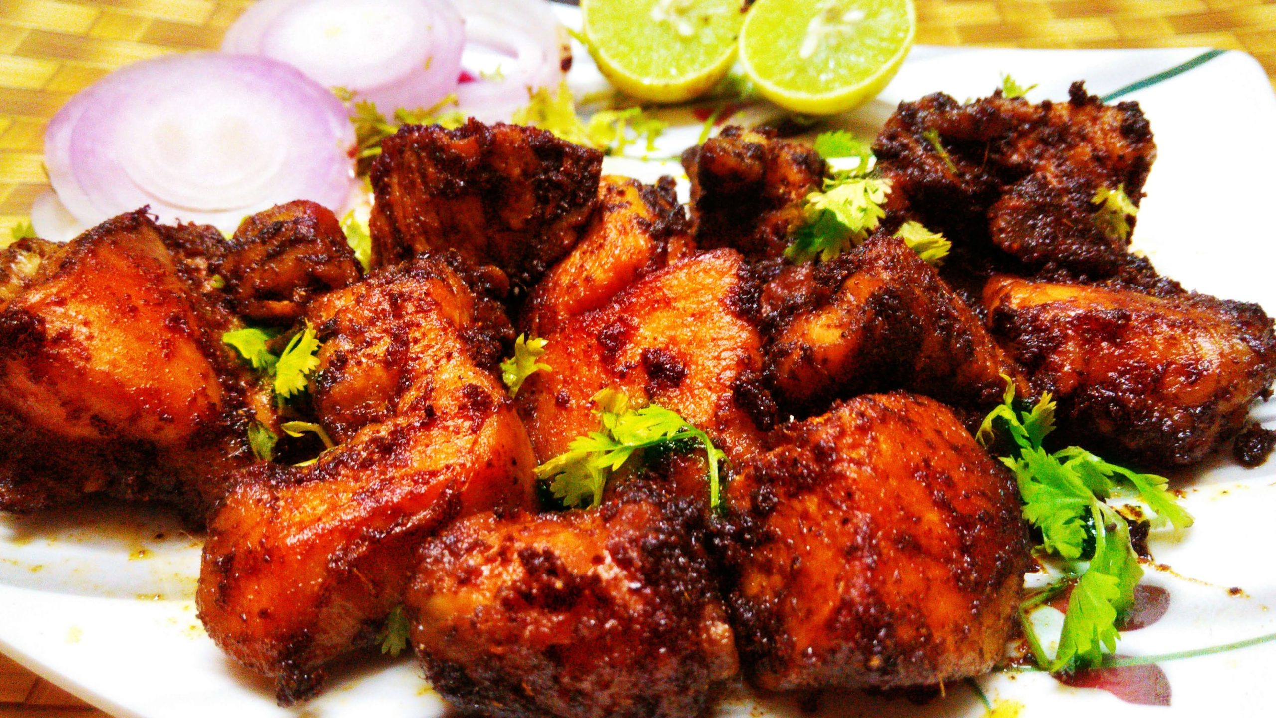 Indian fried chicken 1