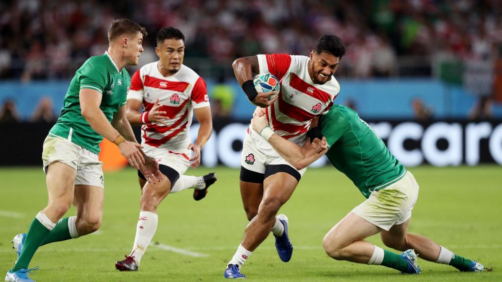 Japan 19 – 12 Ireland #RWC20191