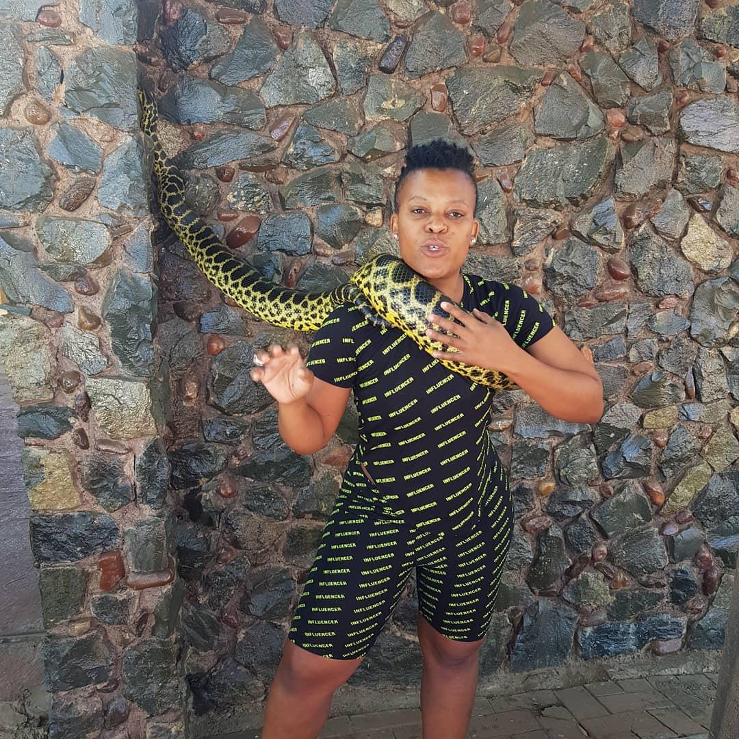 Zodwa Snake