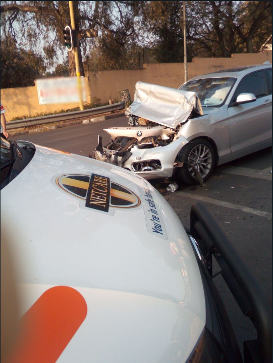 Netcare car crush