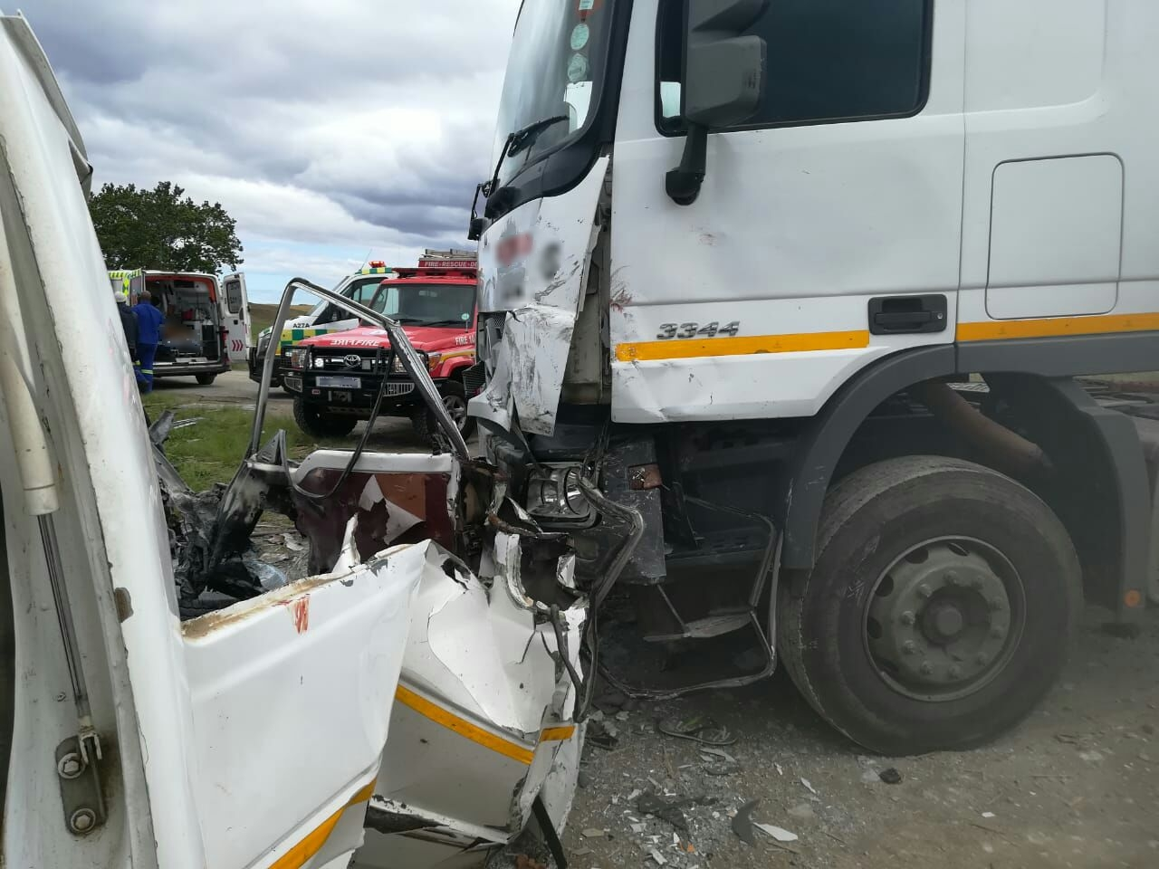South Coast Accident
